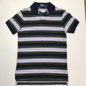 Polo by Ralph Lauren SS Striped Shirt Small
